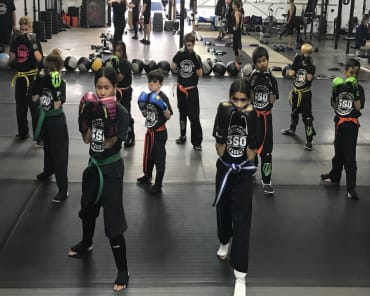 Kids Martial Arts  in Long Beach - 360 Krav Maga