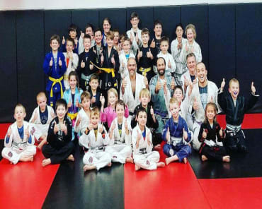 Kids Martial Arts in Fort Mill - Great Grappling Brazilian Jiu Jitsu