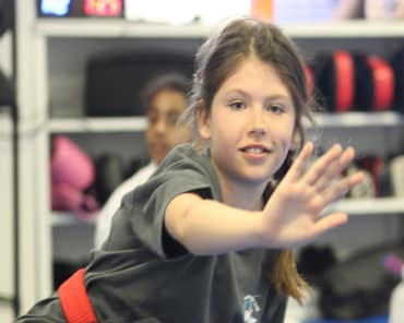 Kids Martial Arts  in Cedar Park - The Mat Martial Arts