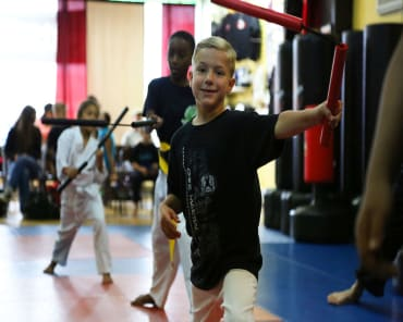 Kids Martial Arts Dix Hills