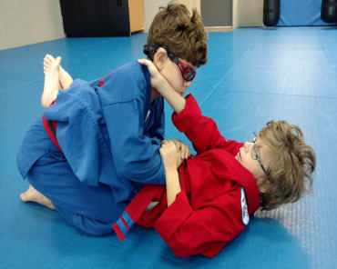 kids martial arts plano