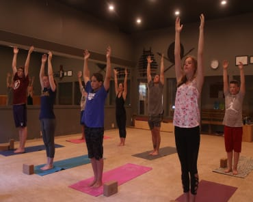 Yoga Gig Harbor