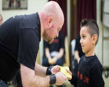 Kids Martial Arts Severn