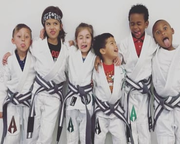 Kids Martial Arts near North Palm Beach