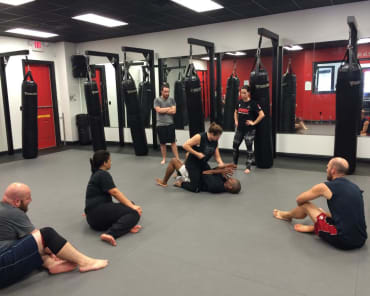 Fitness Kickboxing Baton Rouge
