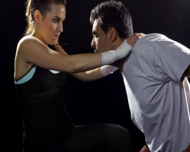 Self Defense in Mission Viejo - South Coast Self Defense