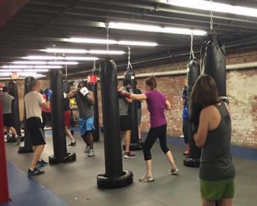 Fitness Kickboxing in Raleigh  - Krav Maga Raleigh