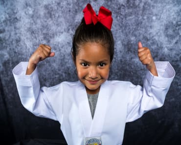 Little HERO Martial Arts in Spring - HERO Martial Arts Academy