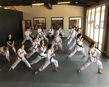 Kids Martial Arts Kansas City