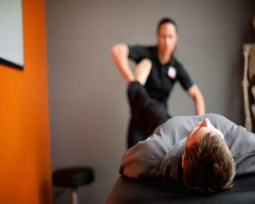Massage Therapy in Ultimo - Enliven Fitness