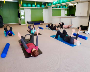 Mat Pilates in Highett - Pilates Plus Fitness Studio