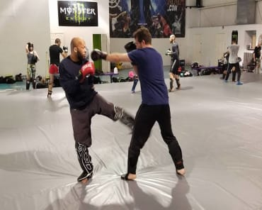 Mixed Martial Arts in Little Rock - Rock City MMA