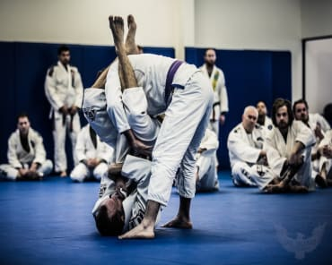 Mixed Martial Arts in Berlin - South Jersey Jiu Jitsu