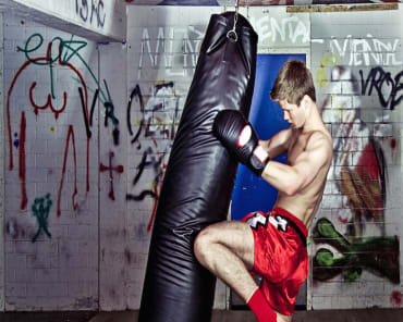 Teens Muay Thai and MMA  in East Victoria Park - Advanced Martial Arts & Fitness