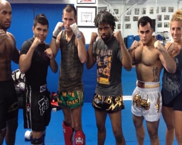 Muay Thai Kickboxing in Upper East Side - Next Evolution Martial Arts