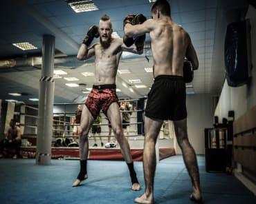 Kickboxing near Riverside