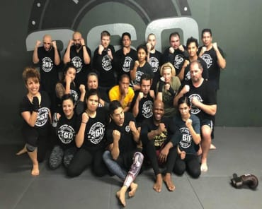 Active Network in Long Beach - 360 Krav Maga