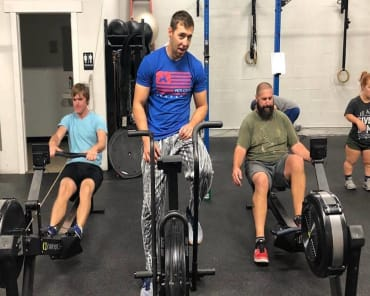 Boot Camp in Fort Collins - Yeti Cave CrossFit