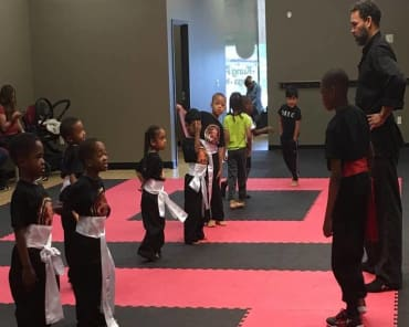 Kids Martial Arts near Lanham