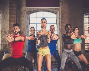 Group Fitness in South Perth - Renouf Personal Training