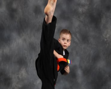 Kids Martial Arts in Houston - Sport Karate America
