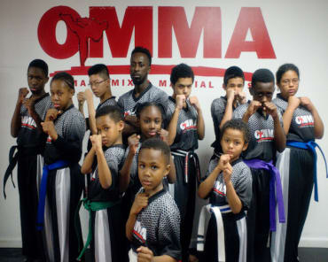 Kids Martial Arts in Baldwin - OMMA Mixed Martial Arts