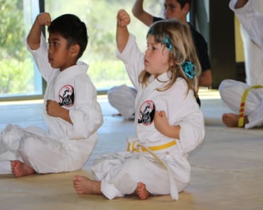 Kids Martial Arts in Oceanside - Champion Eyes