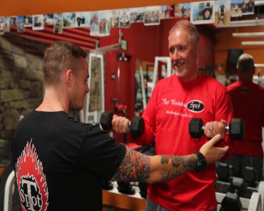 Personal Training in Huntington Beach - The Training Spot