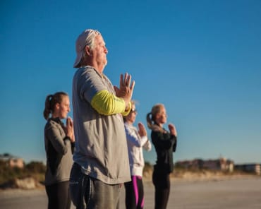 Yoga in Hilton Head Island - LAVA 24 Fitness