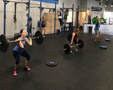 Open Gym in Fort Collins - Yeti Cave CrossFit