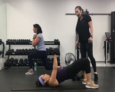 Personal Training near San Jose