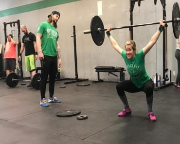 Personal Training in Belleville - CrossFit MetroEast