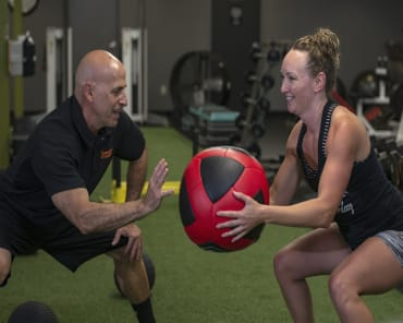Personal Training near Redding