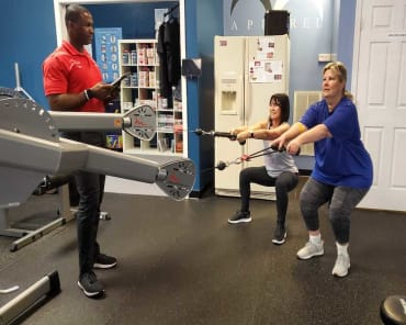 Personal Training near Dover