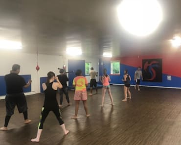 Self Defense in Hershey - Super Human Fitness and Martial Arts