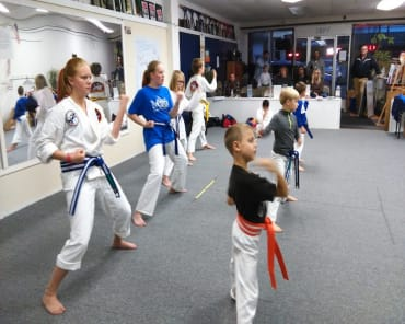 Self Defense in Edinboro - Edinboro Family Martial Arts