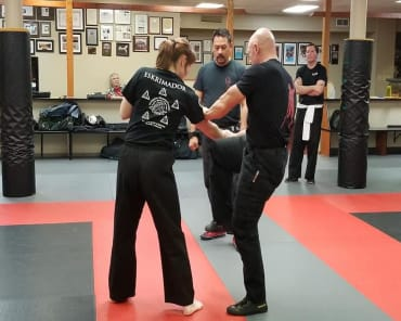 Eskrima in South Milwaukee - Sorce Martial Arts
