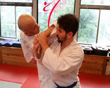 Self Defense in Midtown Manhattan - International Martial Arts Center