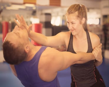 self defense near Tomball