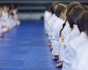 Kids Karate near Carson City