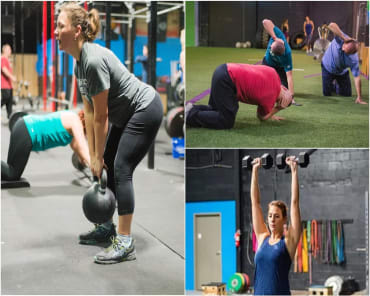 Small Group Fitness in King - Spark Fitness and Performance