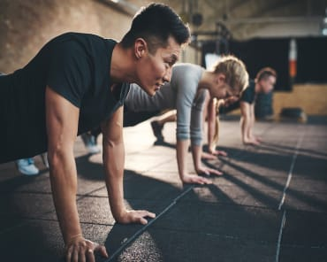 Personal Training near Hampton