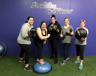 Small Group Fitness in Stoneham - Everlasting Fitness