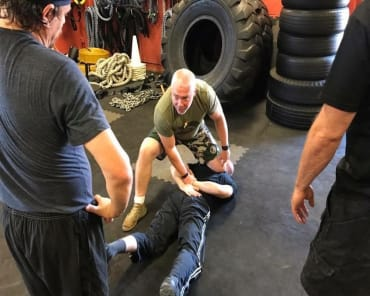 Specialized Training in Troy - Krav Maga Detroit