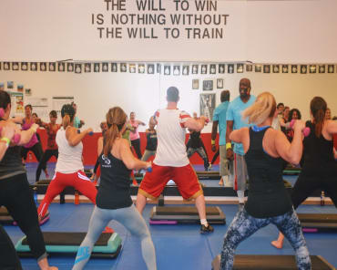 TaeBo® Fitness Kickboxing in San Bruno - Dojo USA World Training Center