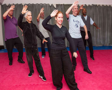 Tai Chi Westchester County