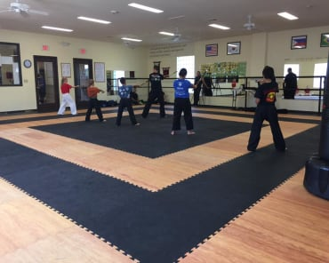 Teen Martial Arts in Mandeville - Northshore Taekwondo