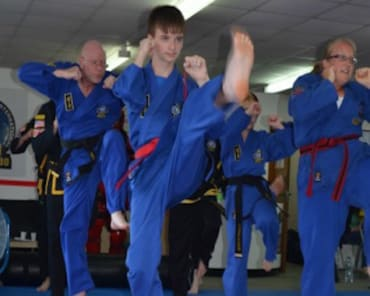 Adult Martial Arts in Wembley - Choi Kwang Do Wembley