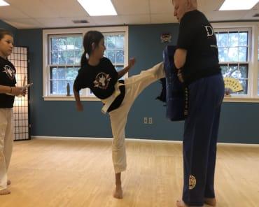 Kids Karate near Billerica