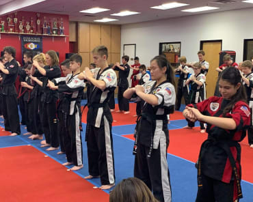 teen martial arts scottsdale